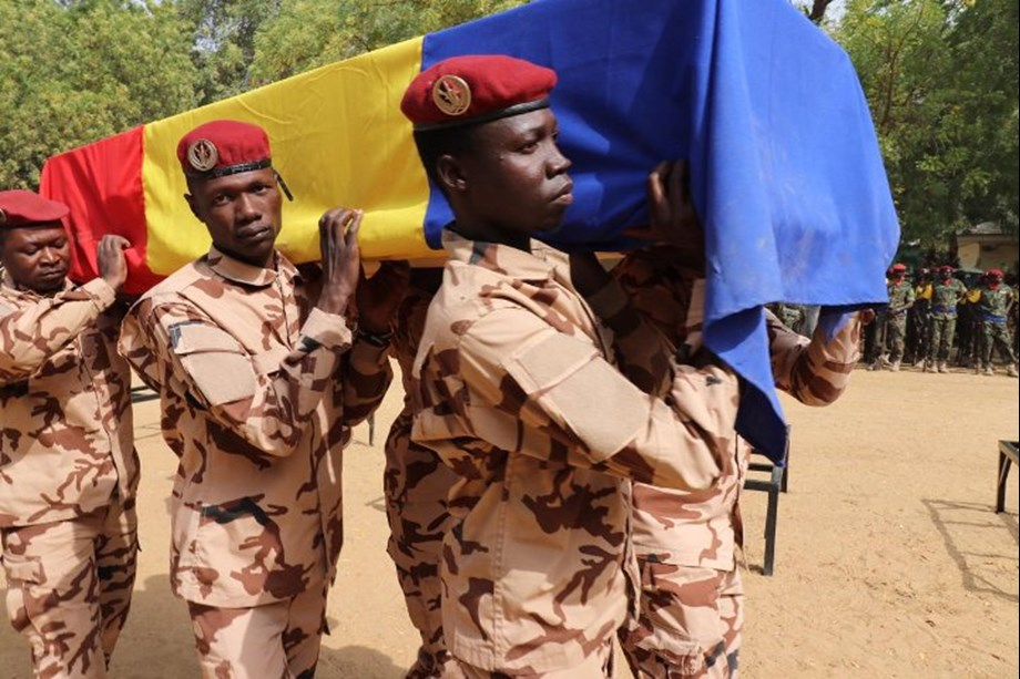 UN chief of peace operation pays tribute to Chadian peacekeepers serving in Mali
