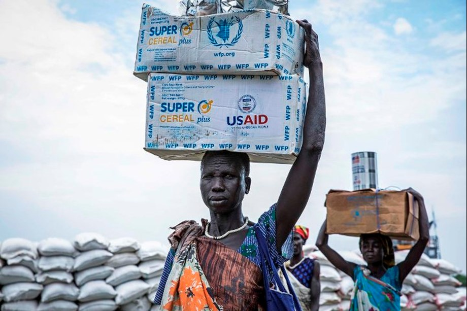 Conflict-driven hunger getting worse worldwide says new UN report