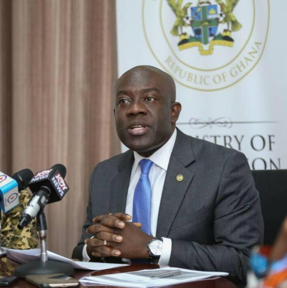 Information Minister dismisses media reports, says Ghana's President never sacked any CEO