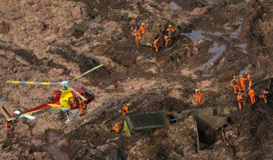 SA President conveys condolence to Brazil people following mining dam collapse