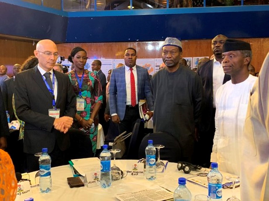 UNHCR and partners launch 2019 Nigeria Regional Refugee Response Plan