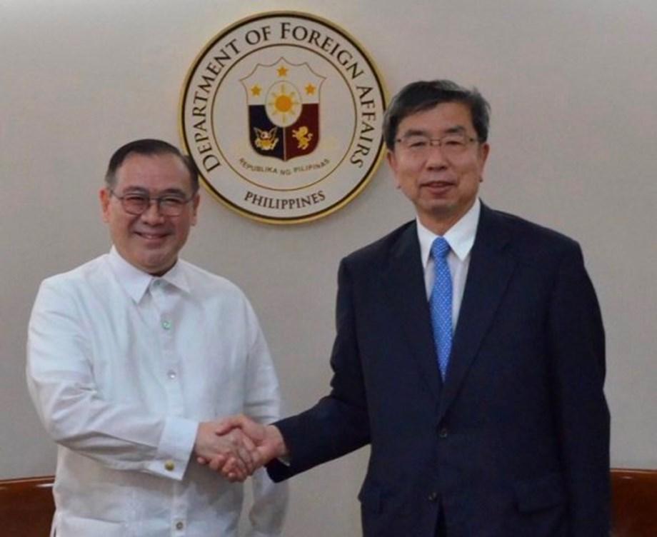 ADB President, Foreign Affairs Secretary meet to discuss institutional partnership