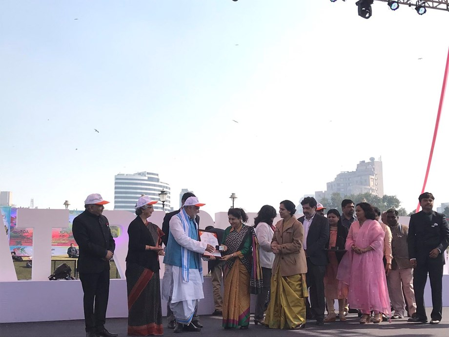 FSSAI marks successful completion of 105-day 'Swasth Bharat Yatra'