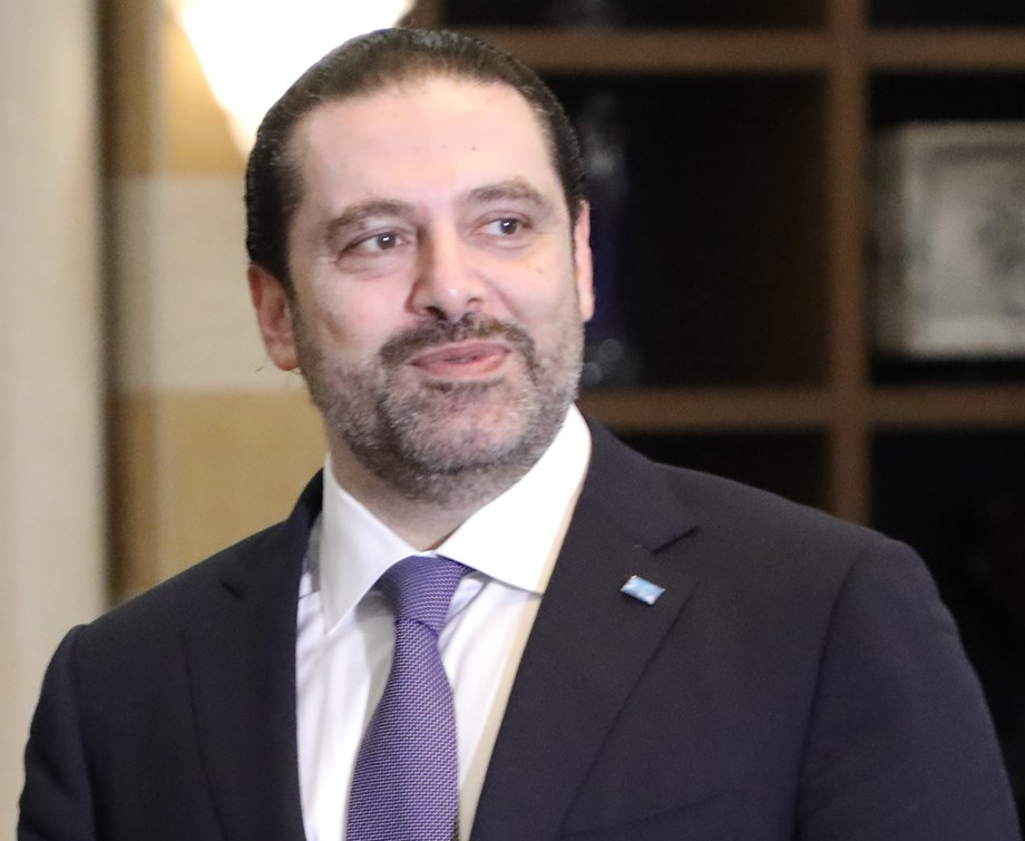 Lebanon's Hariri says, our attempts is to bring public debt burden under control