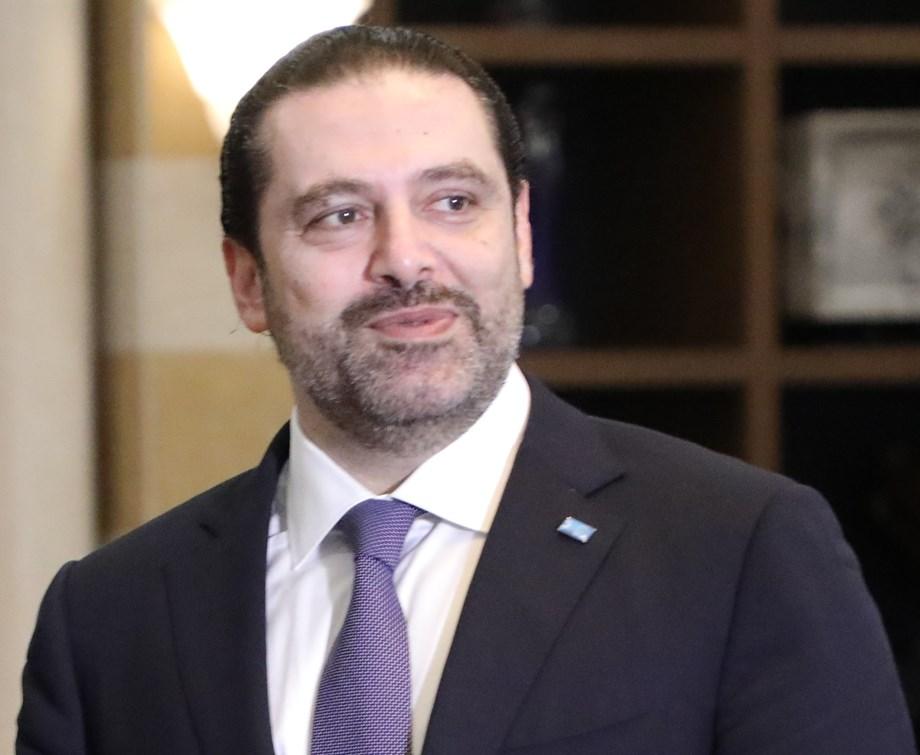 Lebanon ex-premier Hariri blames political rivals for crisis