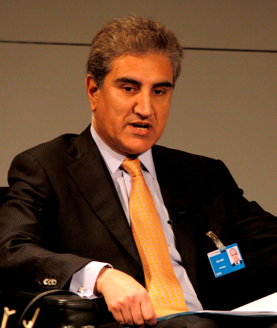 Pak FM Qureshi embarks on Germany visit to attend Munich Conference