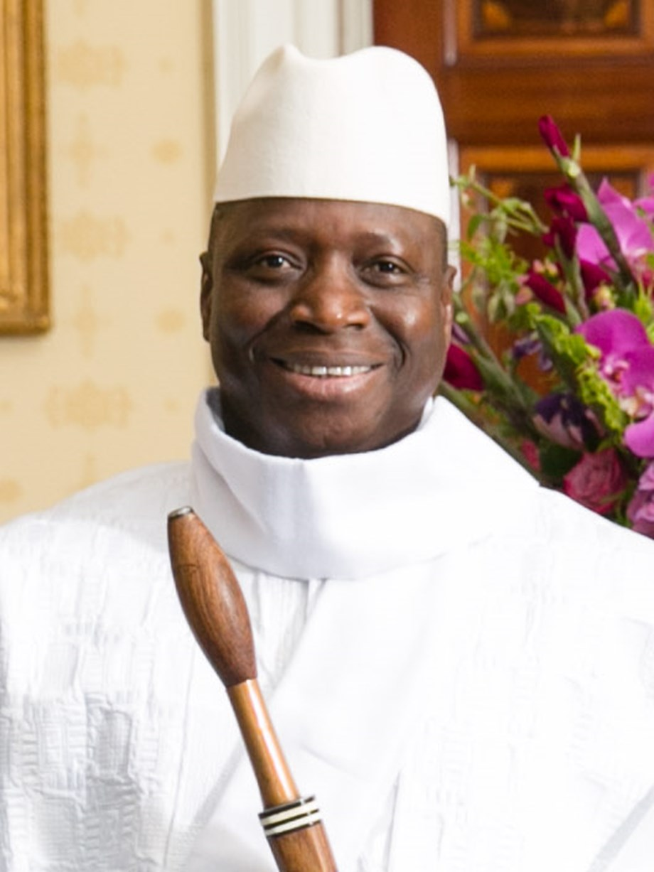 Gambian ex-president to face prosecution for corruption