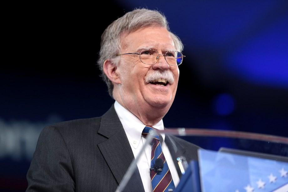 UPDATE 1-U.S. adviser Bolton to urge tougher UK stance on Iran and China
