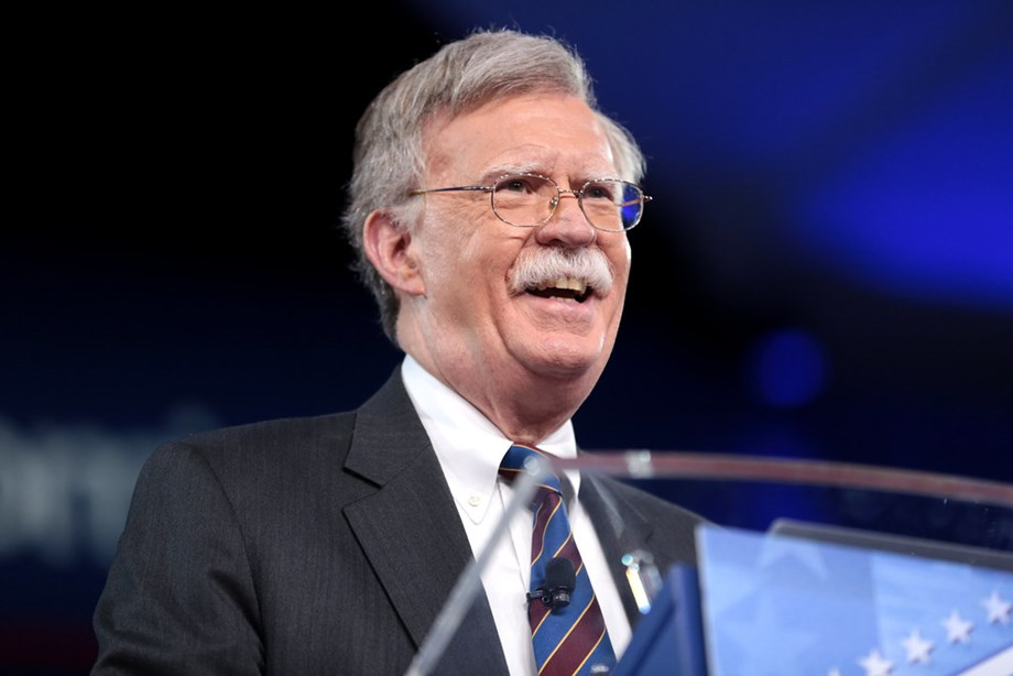 UPDATE 2-Former Trump official Bolton says Twitter account 'liberated' from White House control