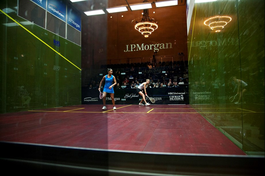 Squash meet: Chotrani, Sunita cause upsets to enter round two