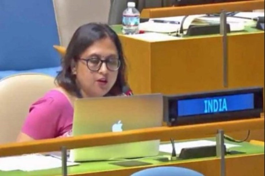 Pak exporting terror, stifling women's voices for narrow political gains: India at UNSC