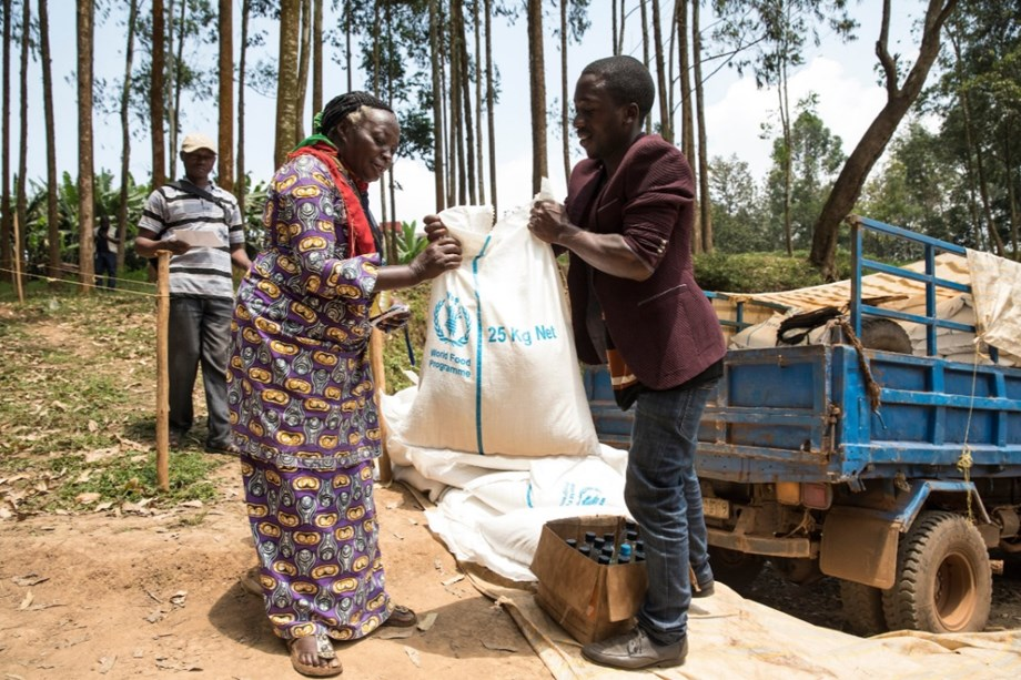 WFP appeals for funds to response Zimbabwe's hunger crisis