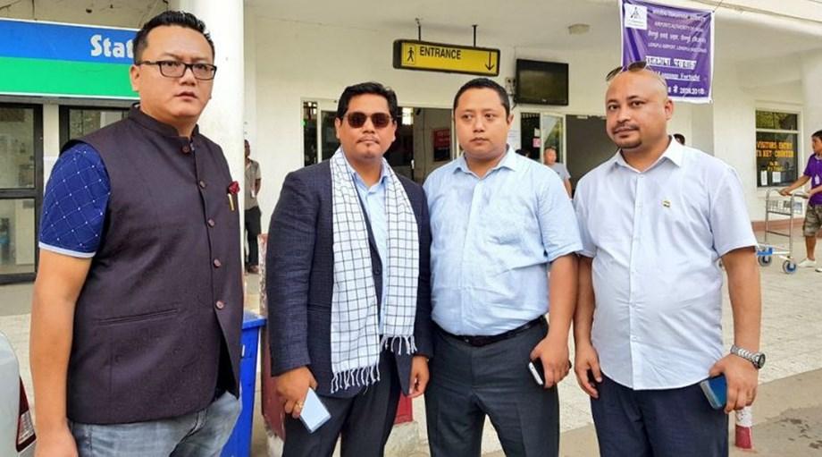 Mizoram: Campaigners gather fuel as election draws near