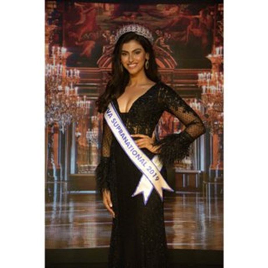 Hope to do justice to country on international stage: Miss Diva Supranational winner Shefali Sood