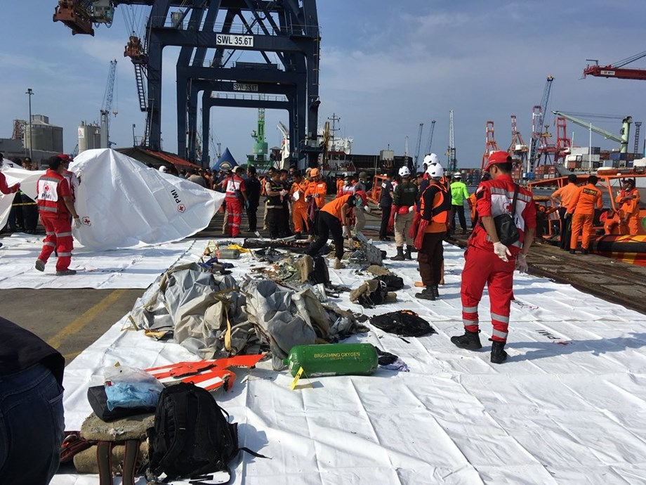 Indonesia plane crash: Ping getting clearer in hunt for jet's black box