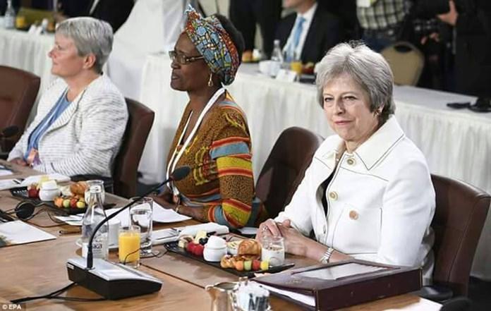 Theresa May backs US call for de-escalation of hostilities in Yemen