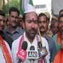 Congress workers habituated of taking out yatras in Rahul, Priyanka's name: G Kishan Reddy