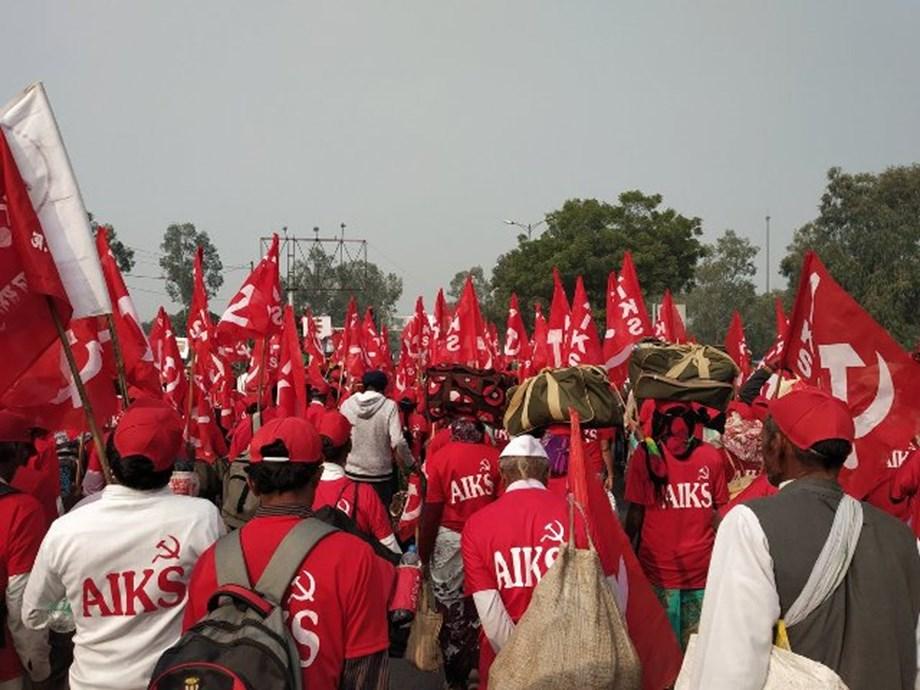 BJP govt wants to handover farmers' land to industrialists: Medha Patkar
