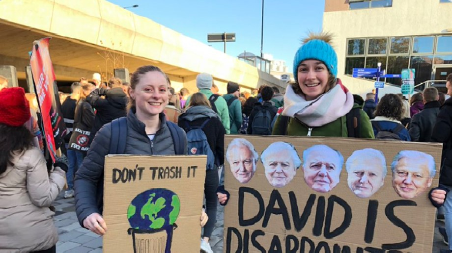 Climate Strike turning into a global movement