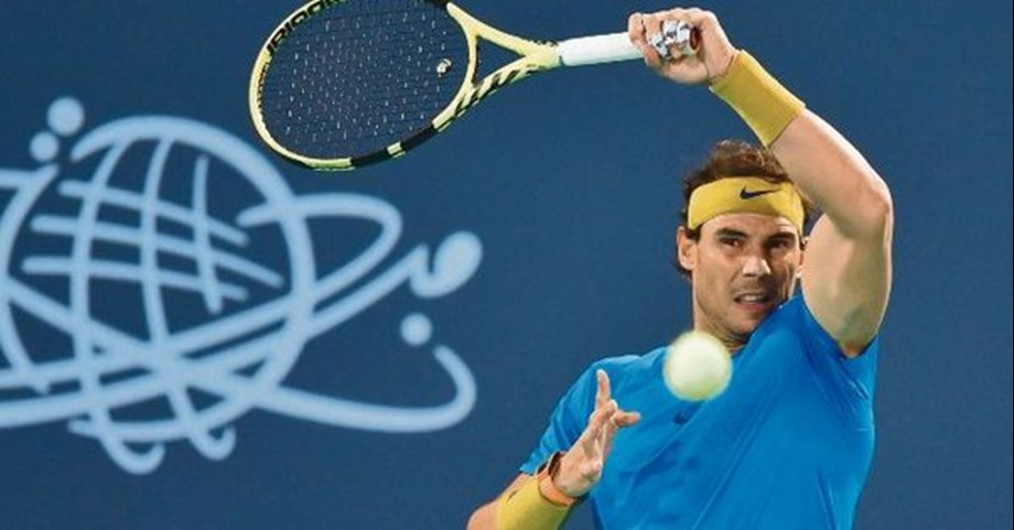 Nadal sails through to 2nd round of Australian Open