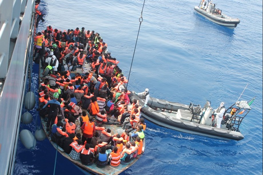 Italian political standoff keeps rescued migrants stranded at sea