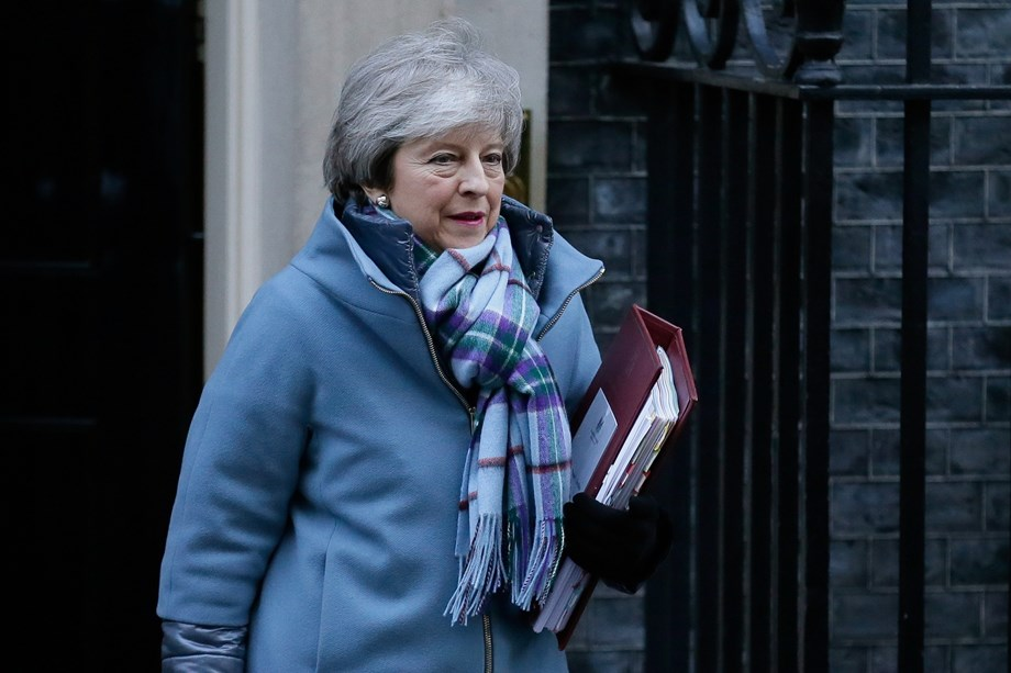 UK committed to leave EU on March 29 but with a deal: May