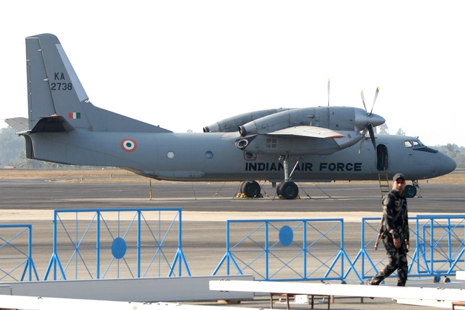 Resurrection ceremony for 17 Squadron, Air Force held at Ambala Station
