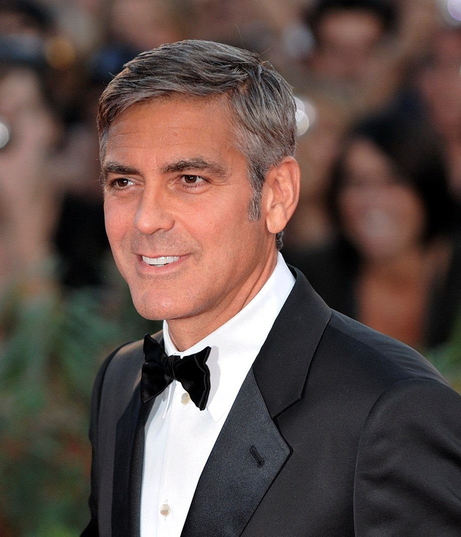 George Clooney once toured 'Big Brother' house