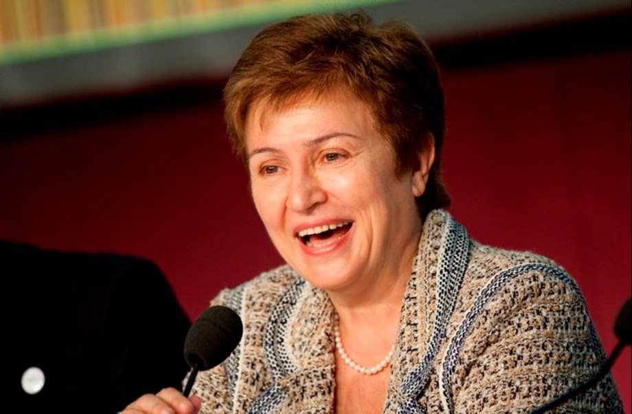 UPDATE 1-World Bank's Georgieva sole candidate to lead IMF, Fund says