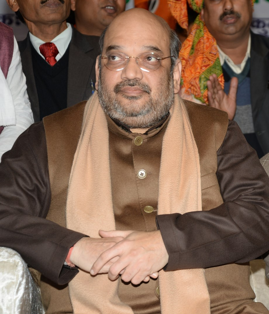Governors of 5 states meet Home Minister Amit Shah