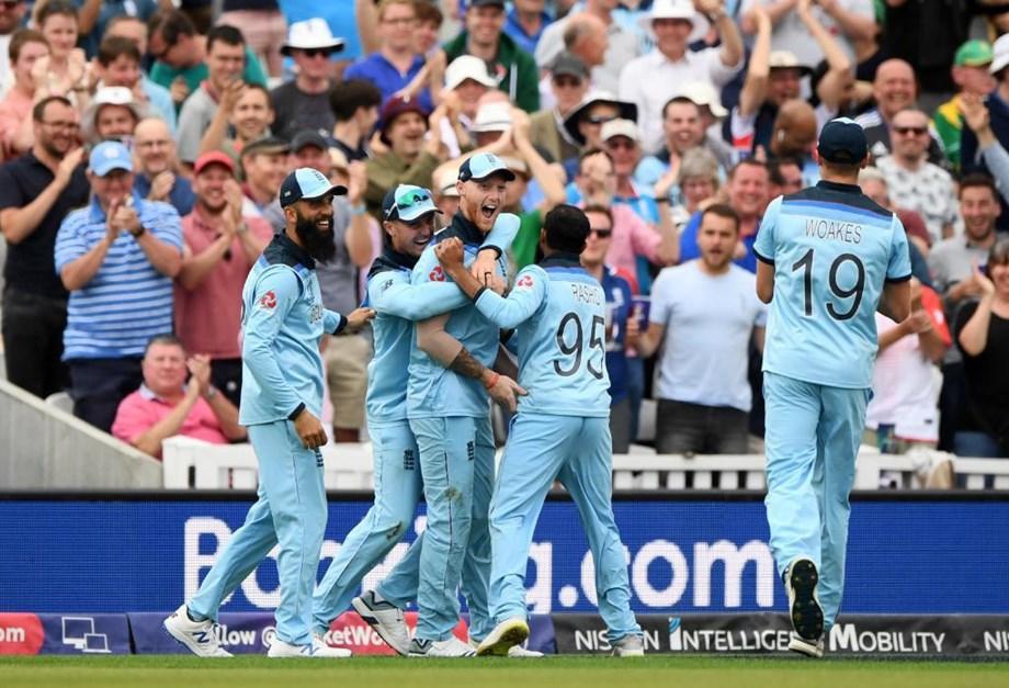 England pacers sink West Indies despite Pooran's maiden fifty