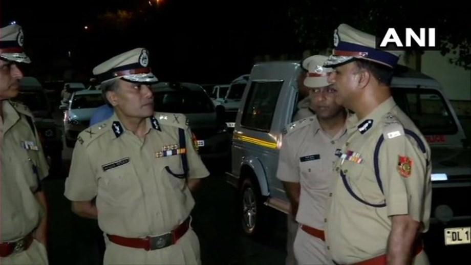 Temple vandalism: Situation normal in Hauz Qazi, Delhi top cop tells Shah
