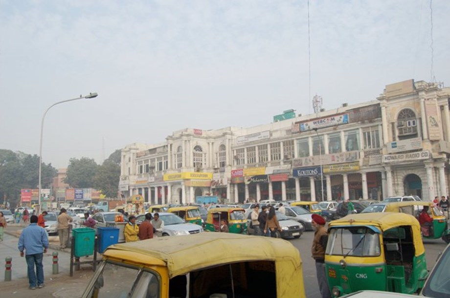 Pedestrian-friendly CP: Parking woes irk visitors, traders miffed as footfall reduces