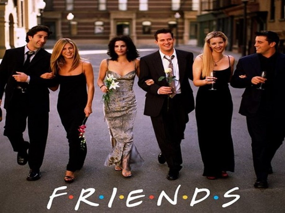 'Friends' is hitting theatres for its 25th anniversary