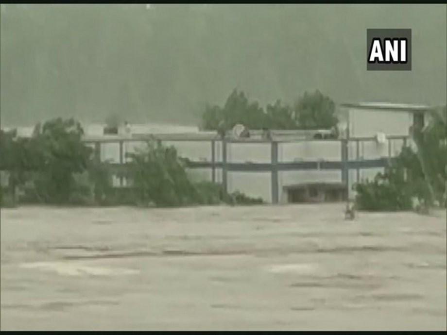 12 Navy rescue teams sent to flood-hit Sangli district