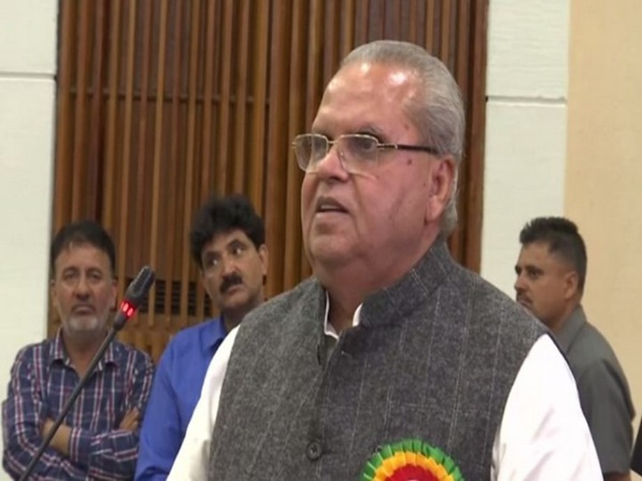 My government committed to safe return of Kashmiri Pandits to Valley: Governor Malik
