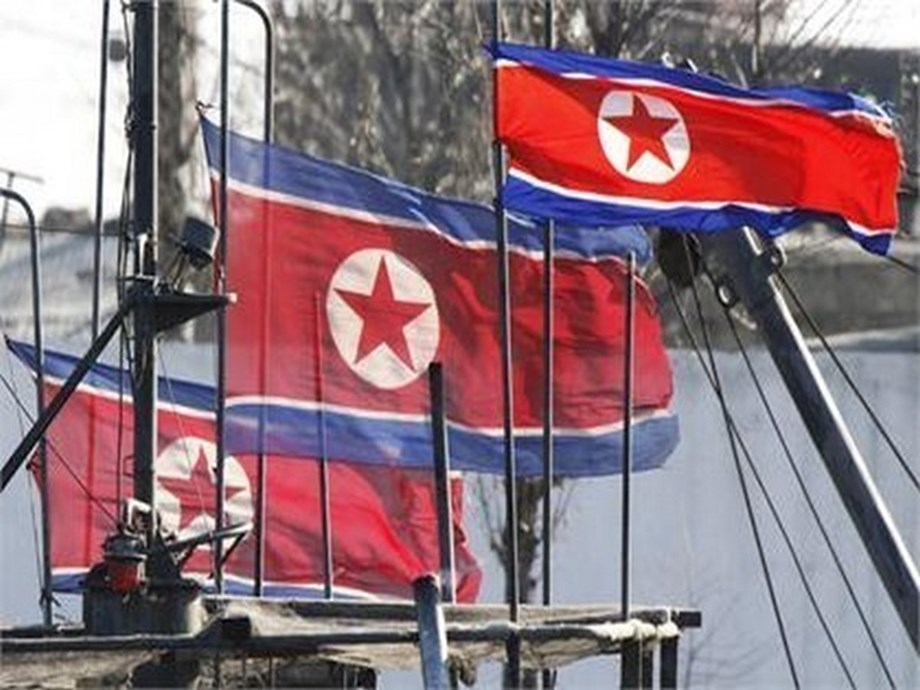 UPDATE 2-N.Korea fires projectiles, rejects S.Korea's 'senseless' dialogue pledge