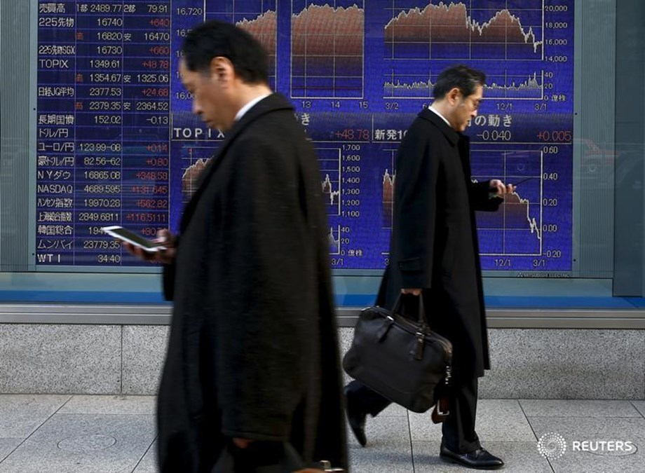Asian share market slump to 14 month low on China woes, Trump's trade threats