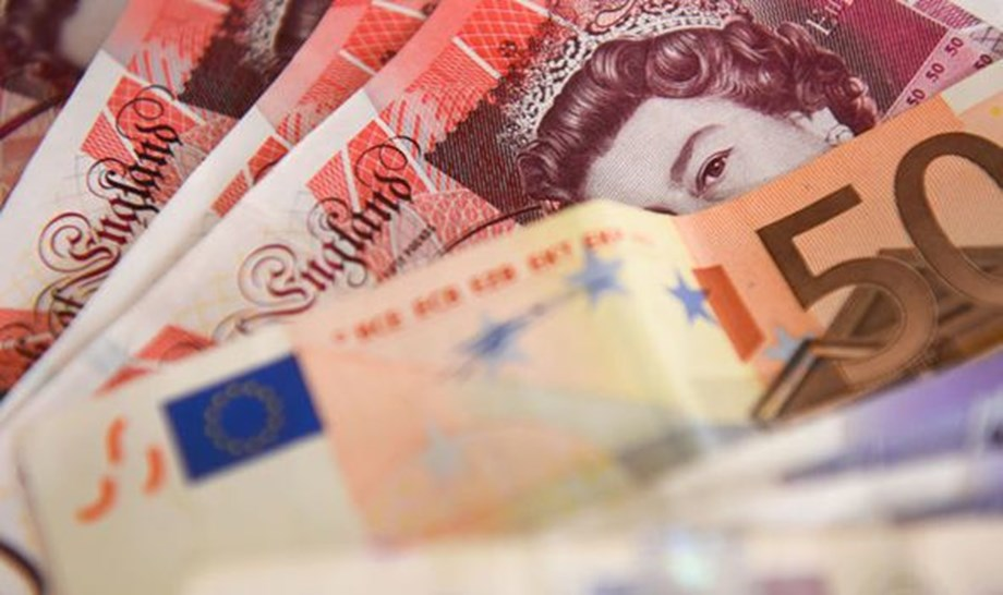 UPDATE 1-Sterling inches higher but Brexit overshadows robust GDP
