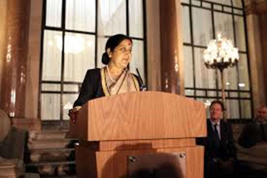 Sushma to attend Shanghai Cooperation Organisation to focus on cooperation in fighting terrorism