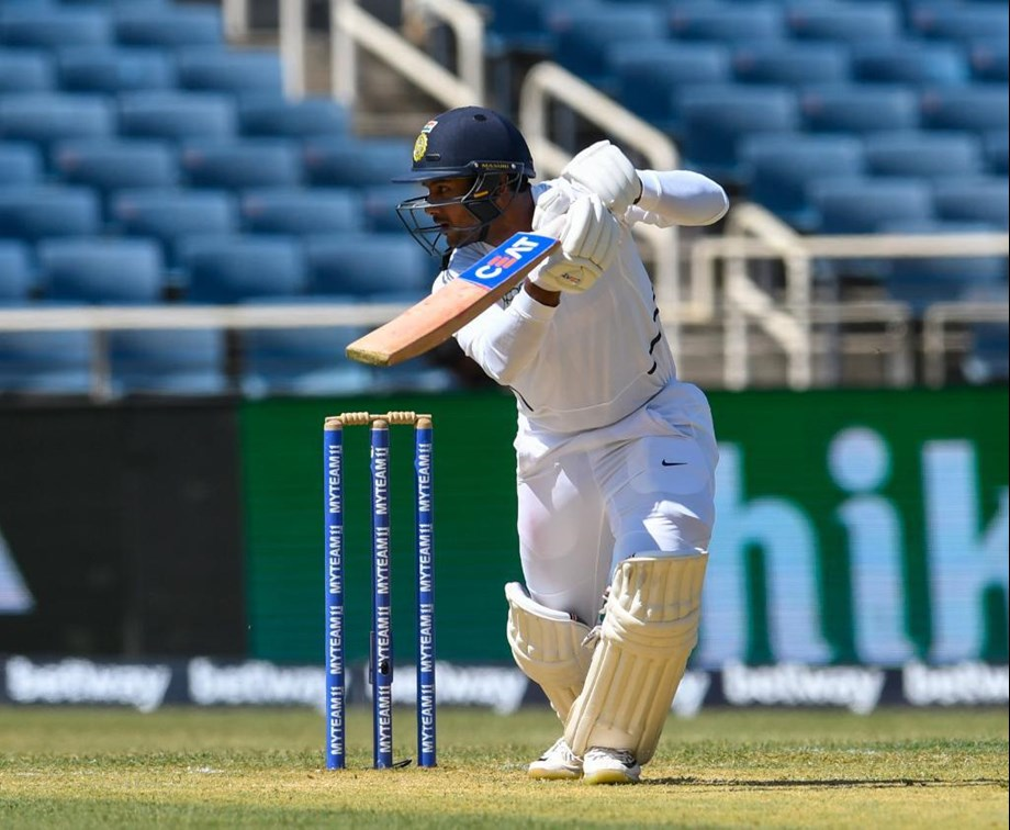 Attacking game in Tests strengthens Mayank's case for WI limited overs series