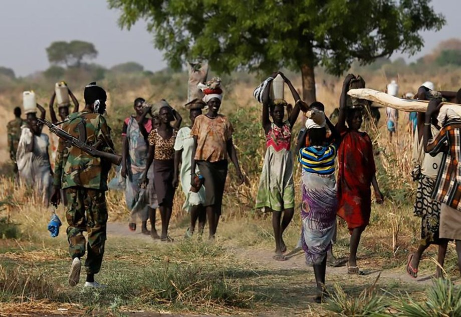 Egypt-Sudan joint patrols against cross-border threats from militias