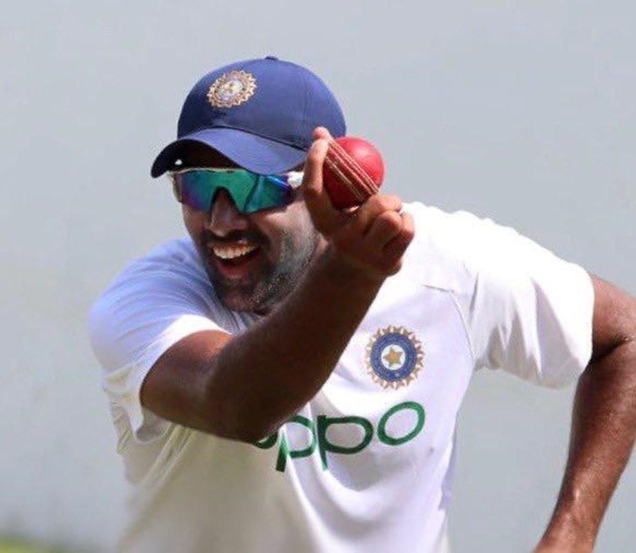 Ashwin joint fastest to 350 Test wickets alongside Muralitharan