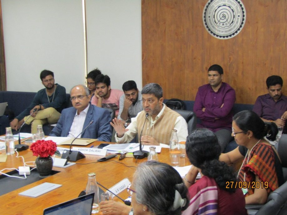 A shift in rural policy is needed due to climate challenge: experts at IIT Delhi