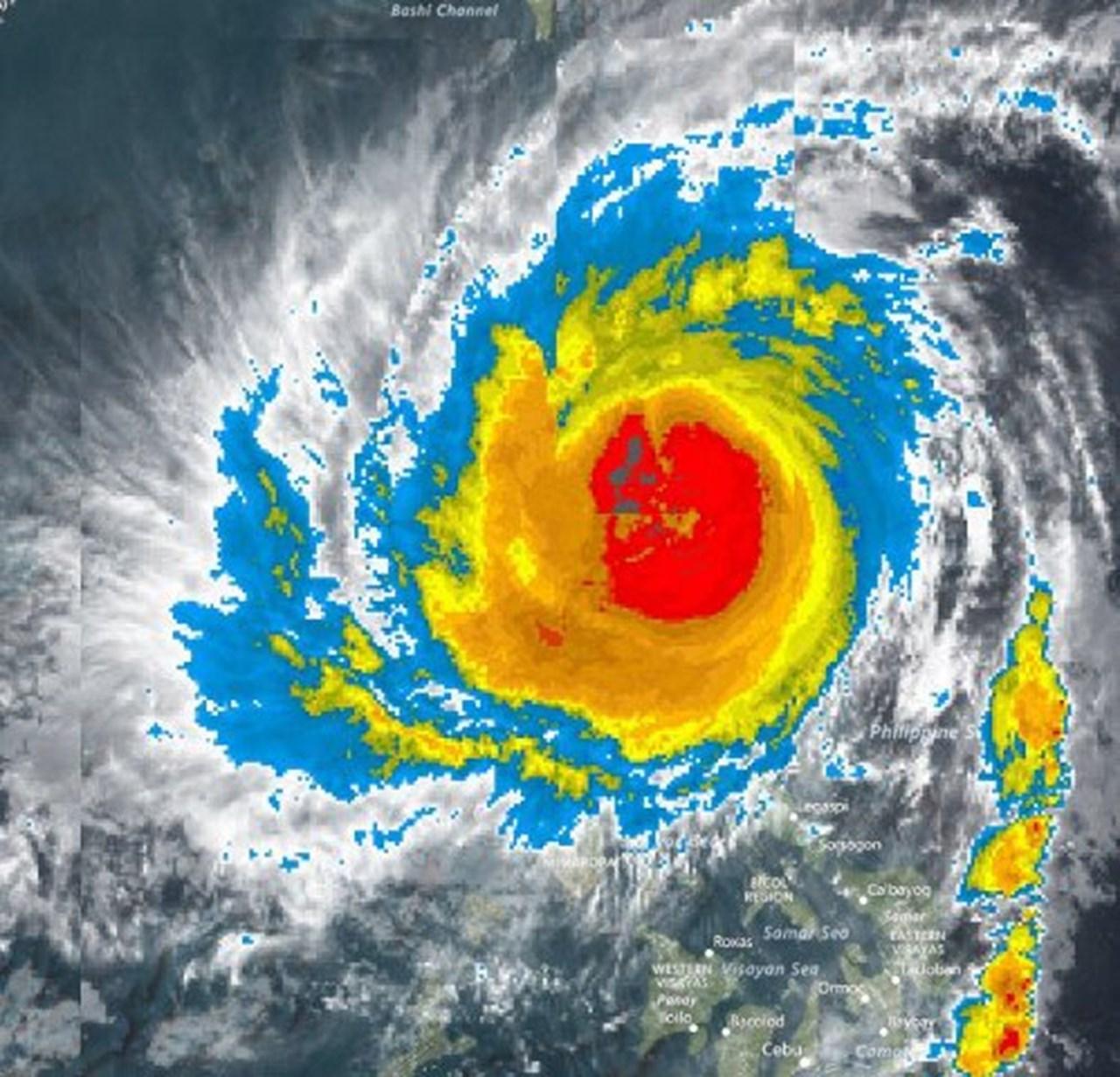 Typhoon Yutu: 4 survivors, 3 dead, several missing in Philippine landslide