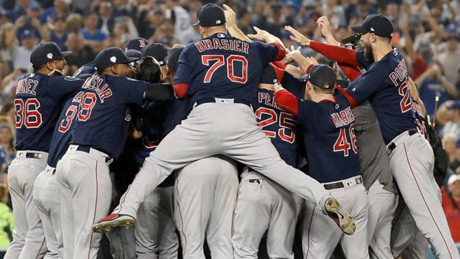 Red Sox to visit White House to celebrate its World Series win over LA Dodgers