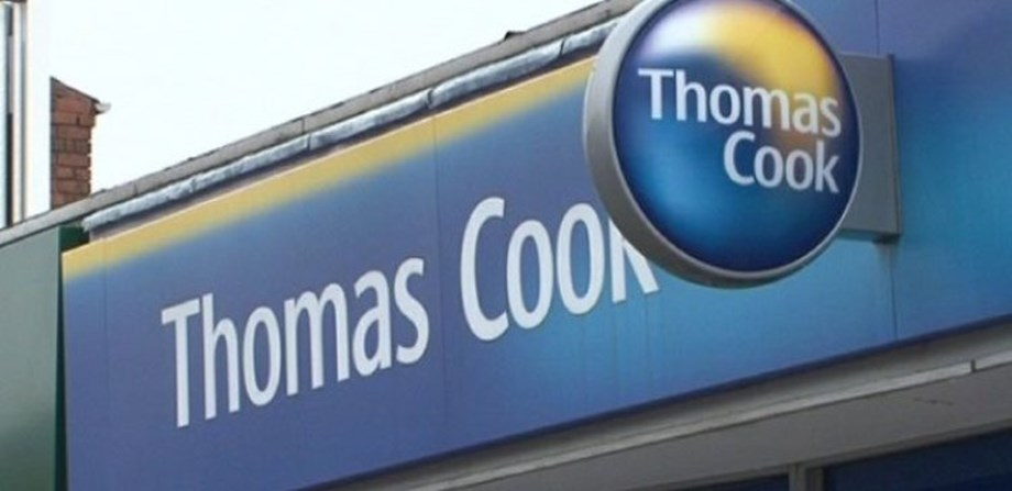Britain's Thomas Cook drops profit forecast for full-year due to weak home market