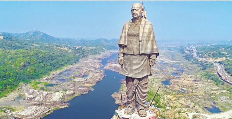 Statue of Unity: Architectural marvel quickest to be completed in just 33 months