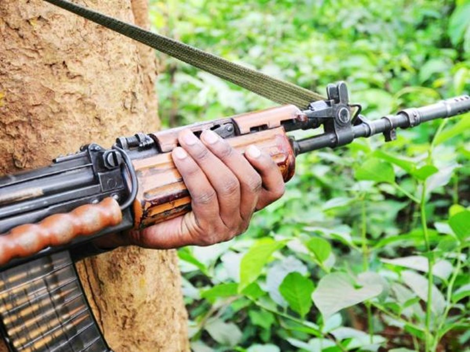Jharkhand: Maoist killed in gun battle with security forces in Khunti district