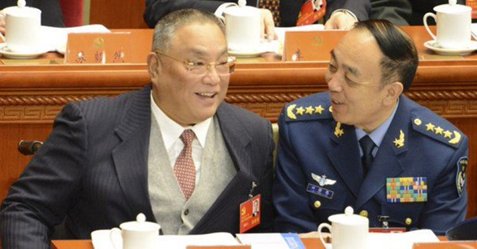 Deng Xiaoping's son gives counter-argument to President Xi's assertive foreign policy